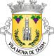 Brasão de Vila Nova de Tazem