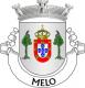 Brasão de Melo