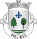 Brasão de Melides