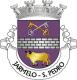 Brasão de São Pedro Jarmelo