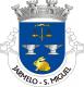Brasão de São Miguel Jarmelo