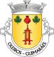 Brasão de São Vicente de Oleiros