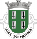 Brasão de São Martinho Sande