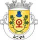 Brasão de Ronfe