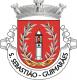 Brasão de São Sebastião - Guimarães