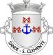 Brasão de São Clemente Sande