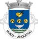 Brasão de Angústias - Horta