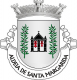 Brasão de Aldeia de Santa Margarida
