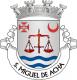 Brasão de São Miguel de Acha