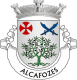 Brasão de Alcafozes