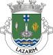 Brasão de Lazarim