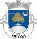 Brasão de Melcões