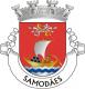 Brasão de Samodães