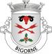Brasão de Bigorne