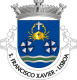 Brasão de São Francisco Xavier