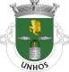 Brasão de Unhos