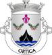 Brasão de Ortiga