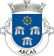 Brasão de Arcas