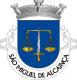 Brasão de São Miguel de Alcainça