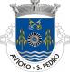 Brasão de Avioso - São Pedro