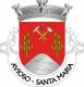 Brasão de Avioso - Santa Maria