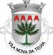 Brasão de Vila Nova da Telha