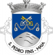 Brasão de São Pedro Fins