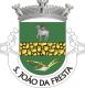 Brasão de São João da Fresta