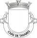 Brasão de Chãs de Tavares