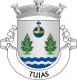 Brasão de Tuias