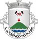 Brasão de São Lourenço do Douro