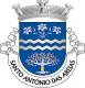 Brasão de Santo António das Areias