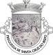 Brasão de Santa Cruz do Bispo