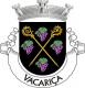 Brasão de Vacariça
