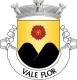 Brasão de Vale Flor