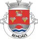 Brasão de Remoães