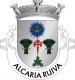 Brasão de Alcaria Ruiva