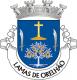 Brasão de Lamas de Orelhão