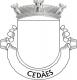 Brasão de Cedães