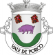 Brasão de Vale de Porco