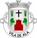 Brasão de Vila de Ala