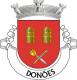 Brasão de Donões