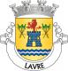 Brasão de Lavre
