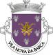 Brasão de Vila Nova da Barca