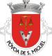 Brasão de Póvoa de São Miguel