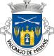 Brasão de Valongo de Milhais