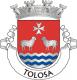 Brasão de Tolosa
