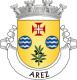 Brasão de Arez