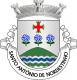 Brasão de Santo António de Nordestinho