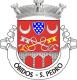 Brasão de São Pedro - Óbidos